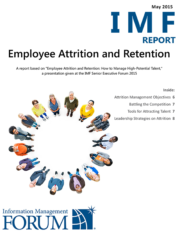 Employee Attrition and Retention IMF Report