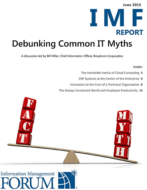 Debunking Common IT Myths Cover