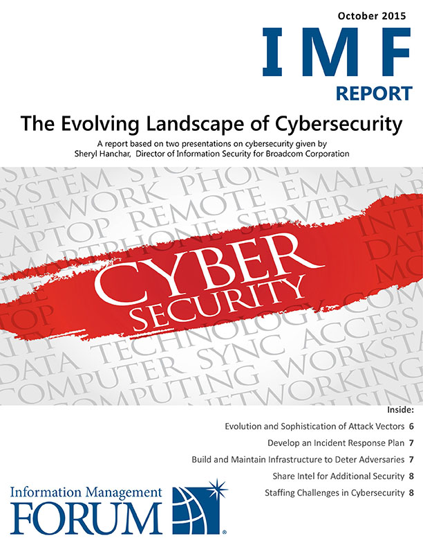 The Evolving Landscape of Cybersecurity